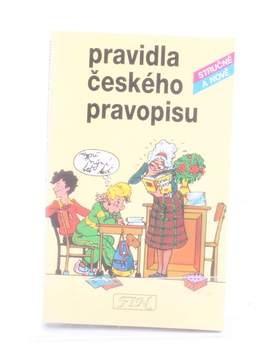 Pravidla českého pravopisu - stručně a nově