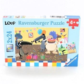 Dětské puzzle Narozeniny Ravensburger 09 158