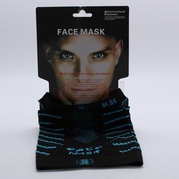 Multifunkční šátek Face Mask