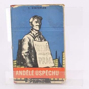 Kniha Mladá fronta Andělé úspěchu T. Svatopluk