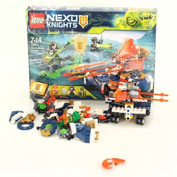 Lego NEXO KNIGHTS IL 72001