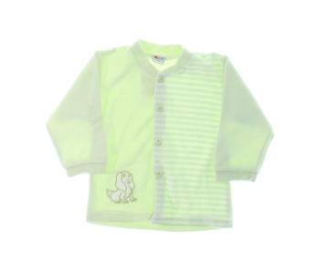 Kojenecký kabátek K&Y zelený