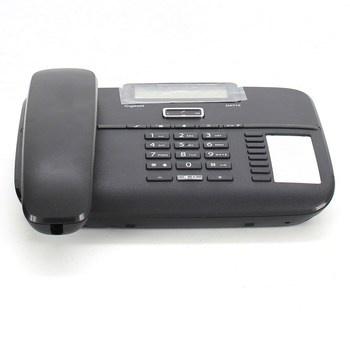 Stolní telefon Gigaset DA710 černý