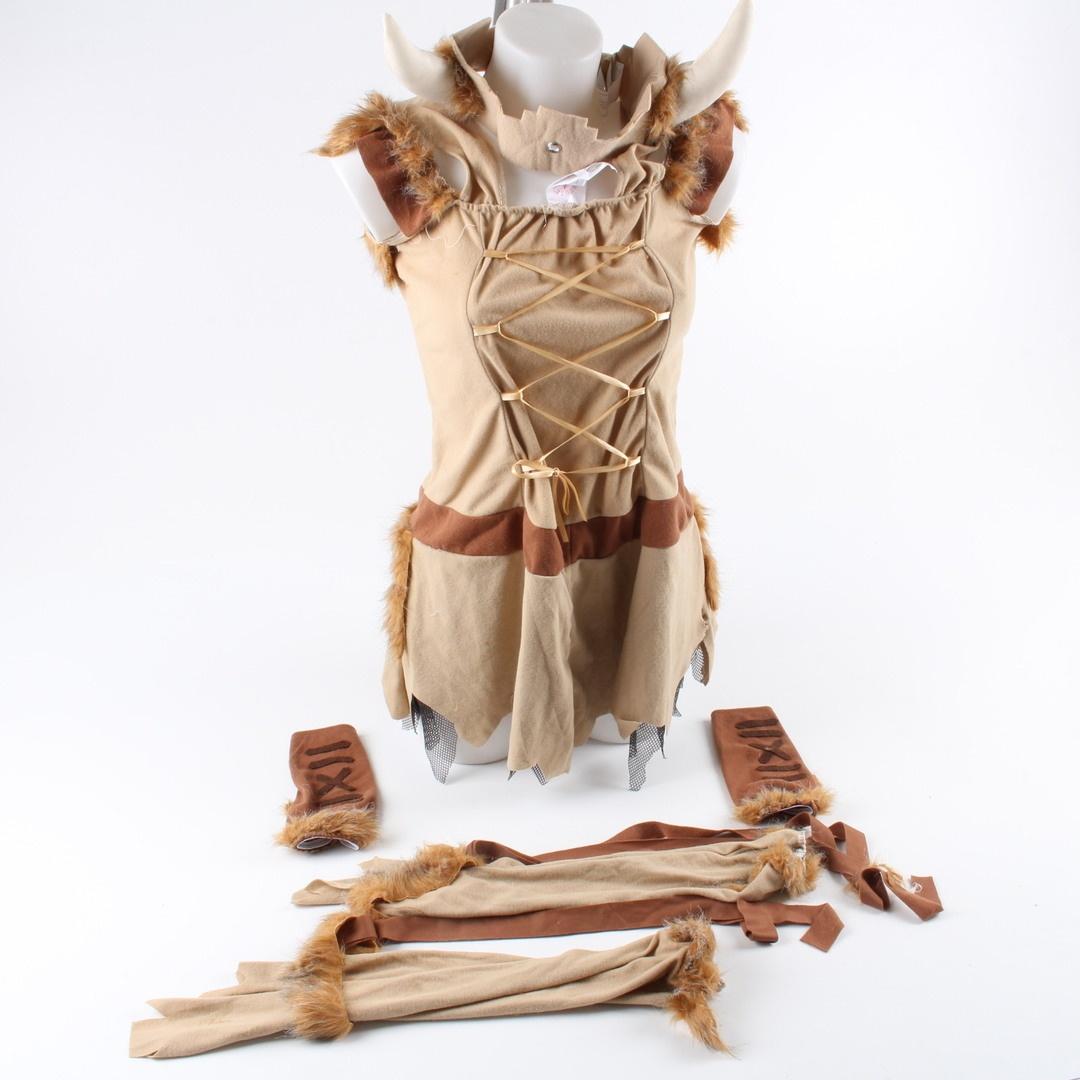 Dámský kostým Rubie's Vikingská princezna