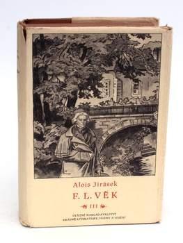 Kniha F. L. Věk III Alois Jirásek