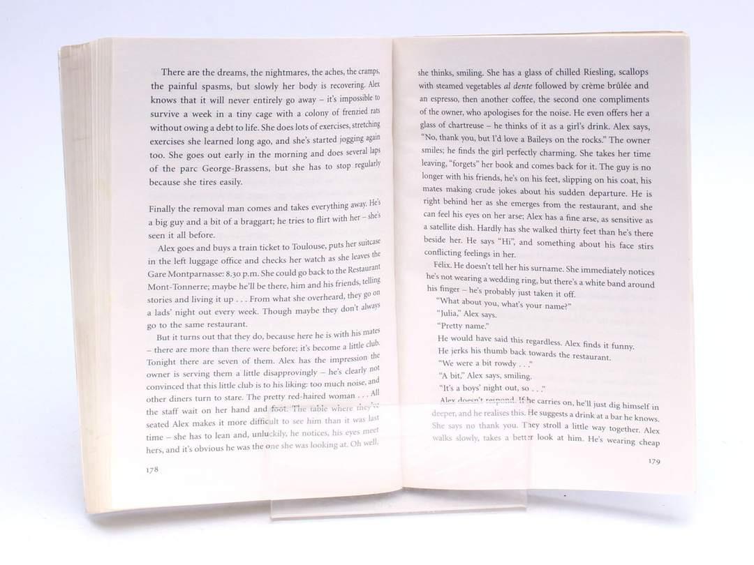 Kniha Alex Pierre Lemaitre