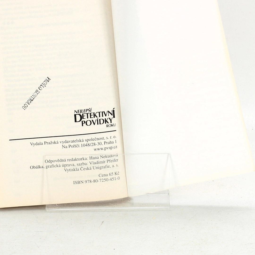 Antonín Jirotka: Nejlepší detektivní povídky roku 2008