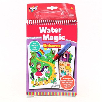 Omalovánky Galt Water Magic