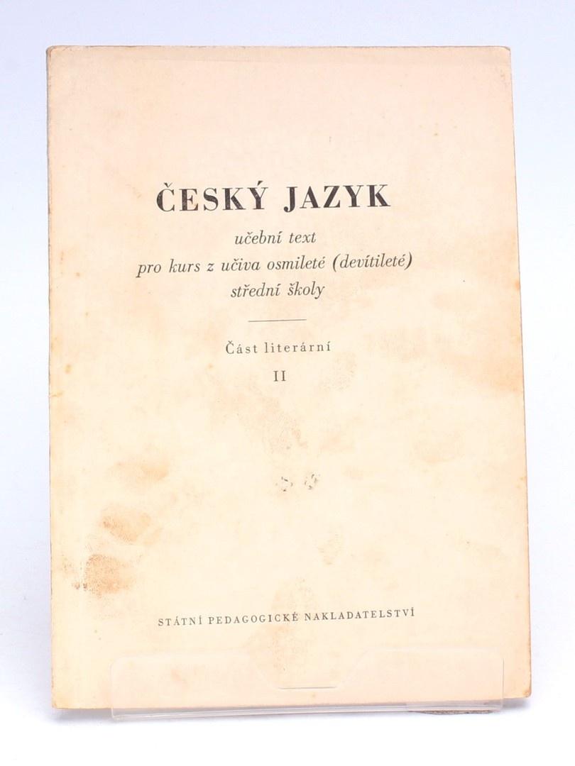 Učební texty Český jazyk II