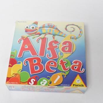 Stolní hra Piatnik 6348 Alfa - Beta