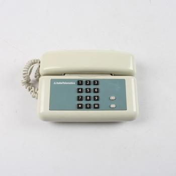 Klasický pevný telefon ItaltelTelematica