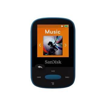 MP3 přehrávač Sandisk Sansa Clip Sports 8 GB
