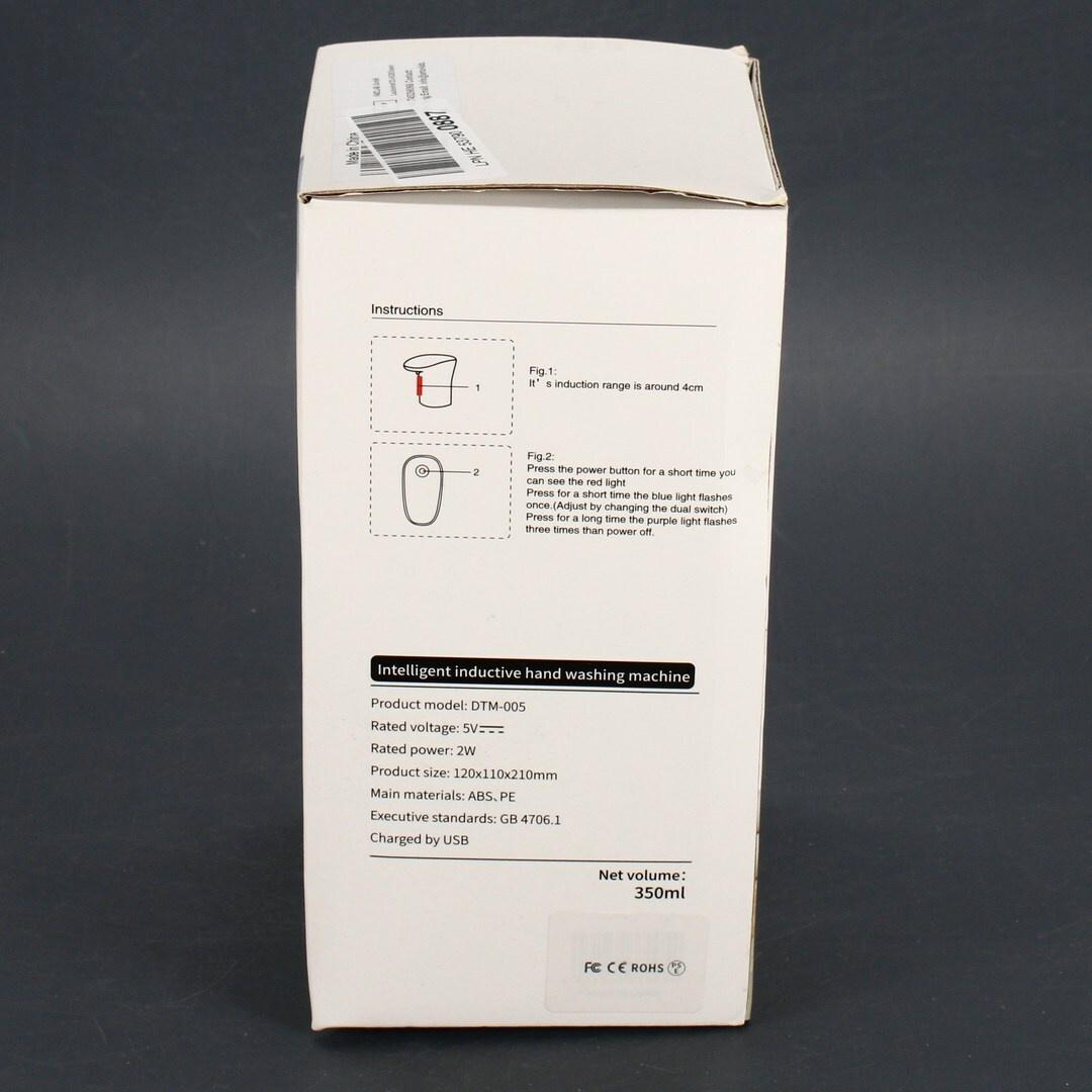 Dávkovač desinfekce GRDE YIN-ACWHM-FBA