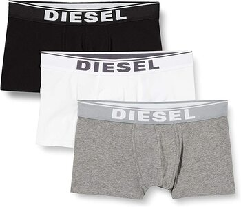Pánské boxerky Diesel Umbx Damien Three Pack