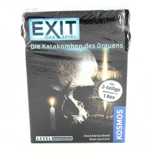 Společenská hra Kosmos Exit katakomby hrůzy