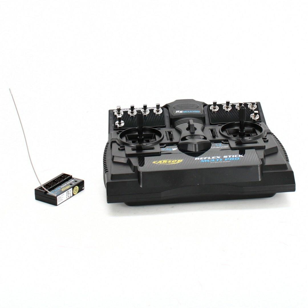 Pultový vysílač REFLEX STICK MULTI PRO 14