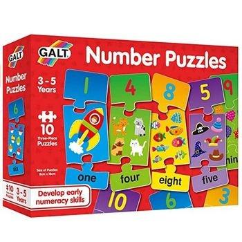 Dětské puzzle Galt Number puzzle