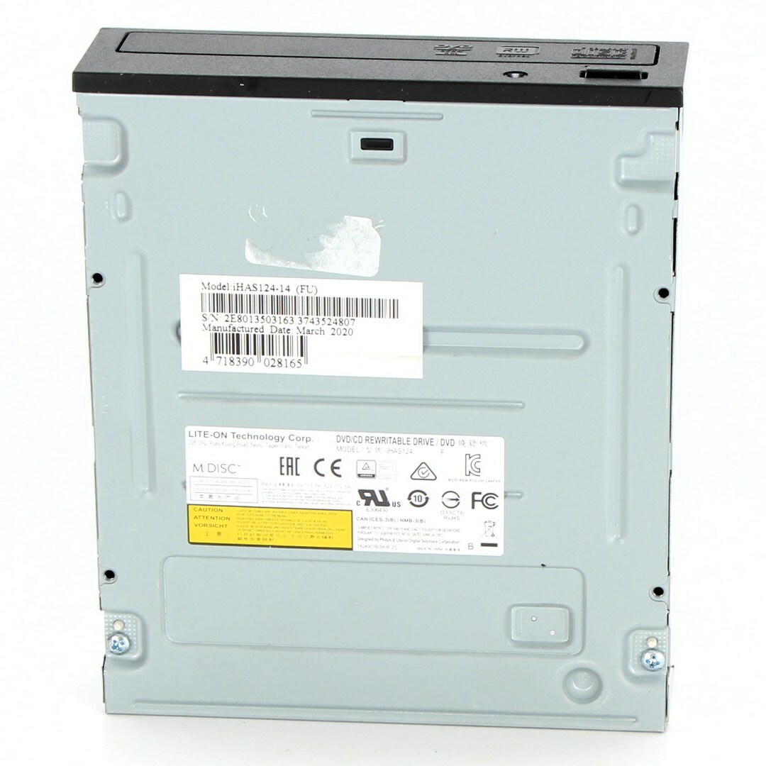 DVD-RW mechanika Lite-On iHAS124