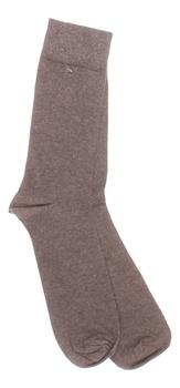 Pánské ponožky hnědé barvy