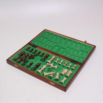 Šachová souprava Albatros Castilla dřevěná
