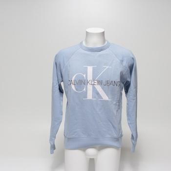 Pánská mikina Calvin Klein Jeans S modrá