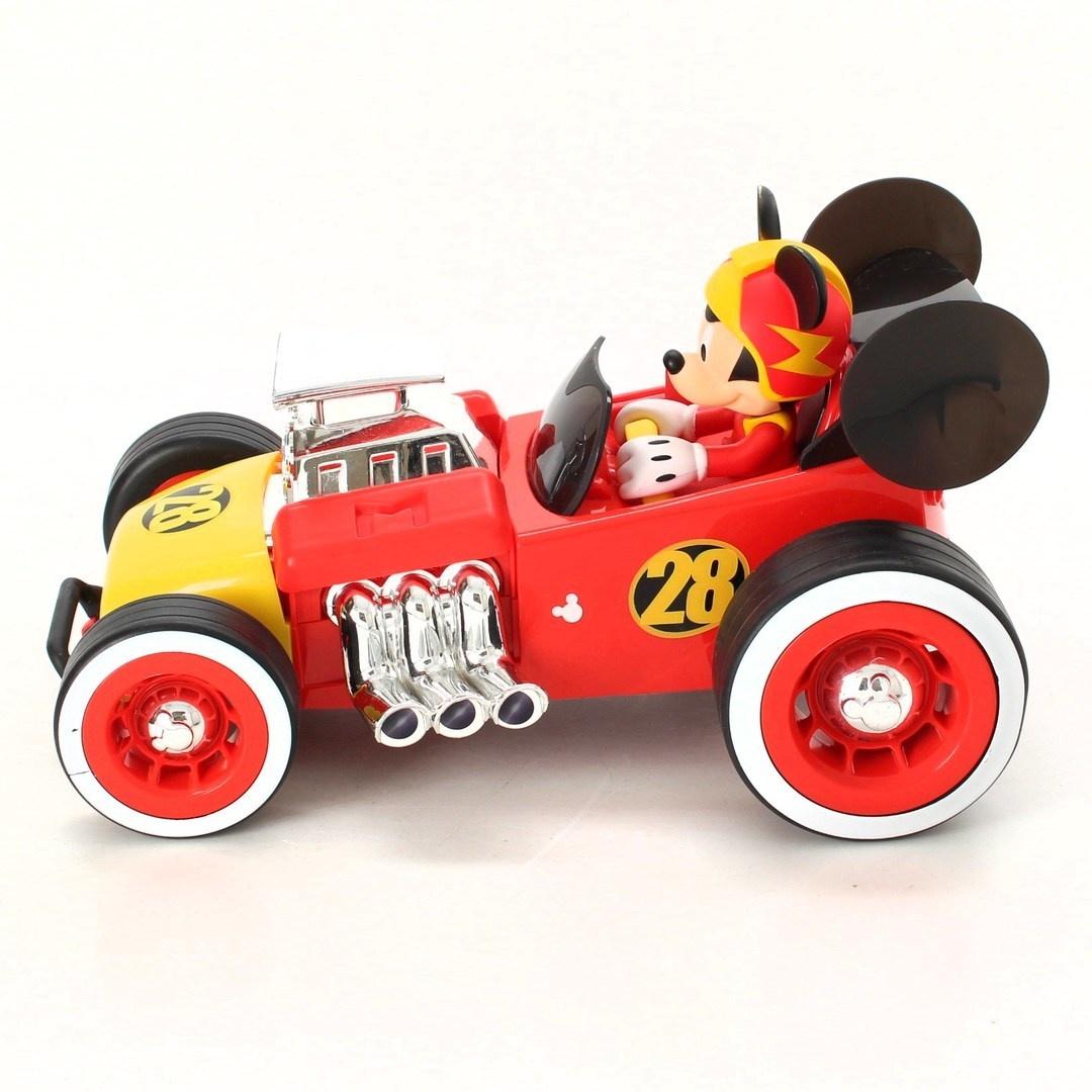 Auto na ovládání Carrera