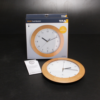 Nástěnné hodiny TFA 98. 1065