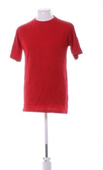 Pánské tričko Conte Mancini červené
