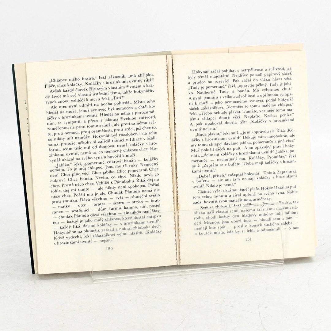 Kniha Lidská komedie - William Saroyan