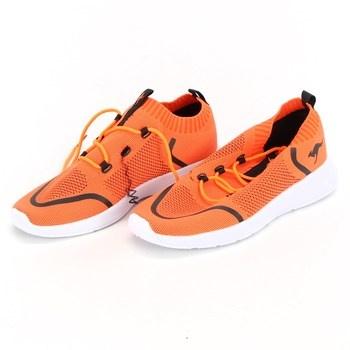 Dětské tenisky KangaROOS oranžové