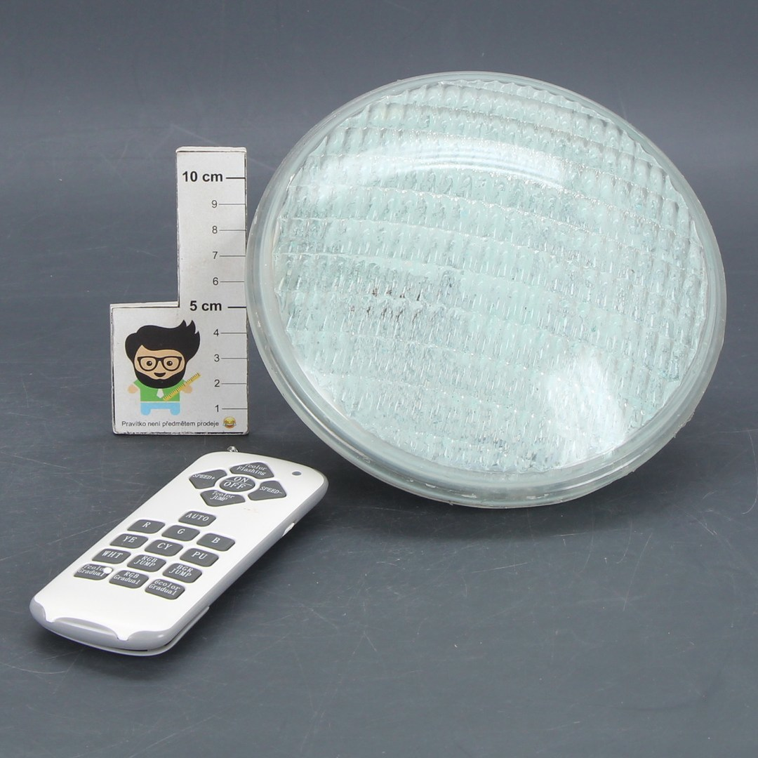 Svítidlo SMD 2835 s ovladačem stmívání