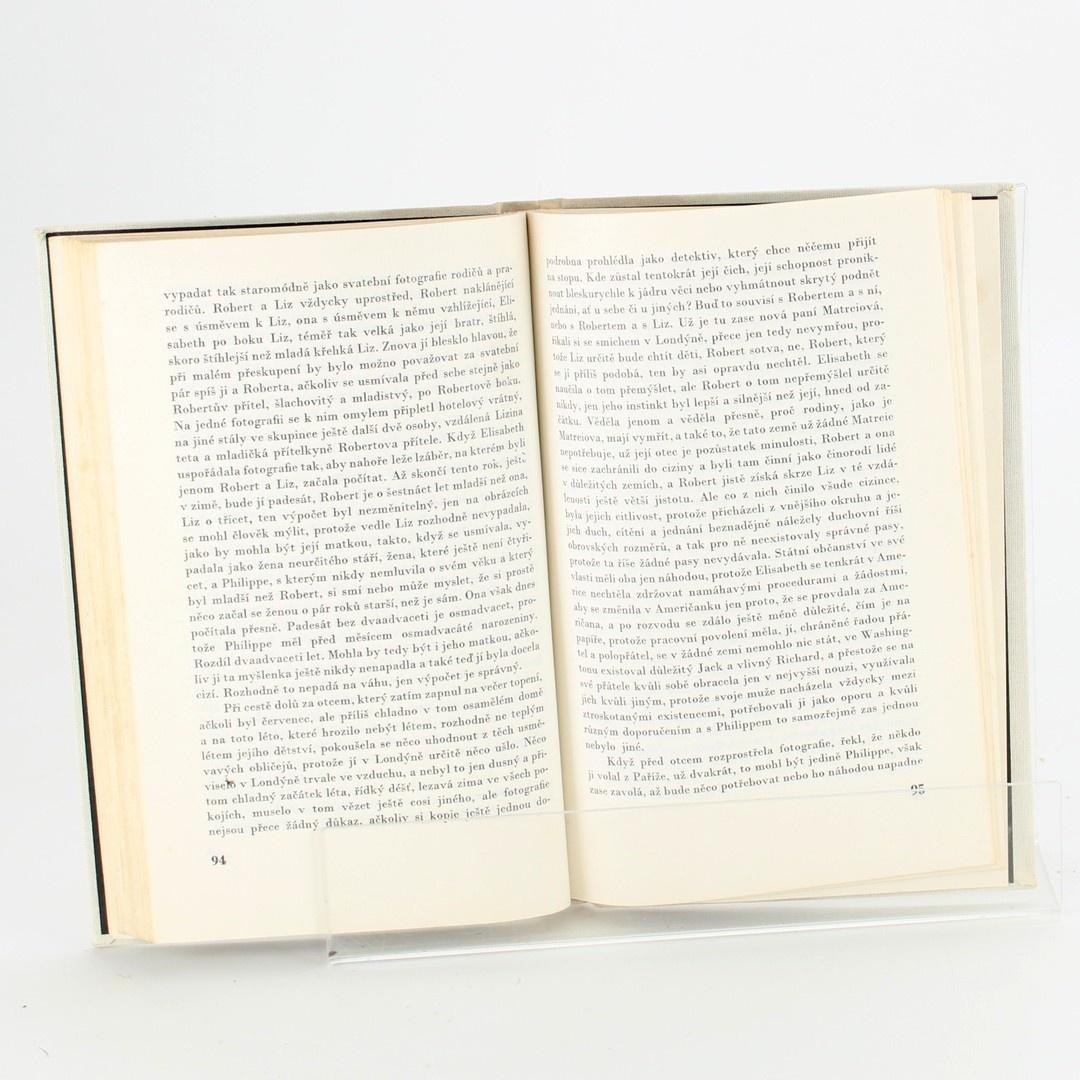 Kniha SVOBODA V hlavní roli žena