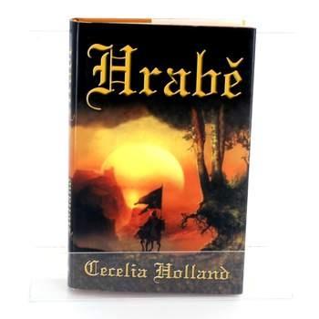 Kniha Hrabě Cecelia Holland