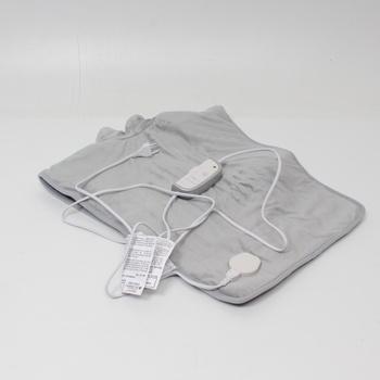 Ohřívací dečka na krk Medisana HP630 šedá