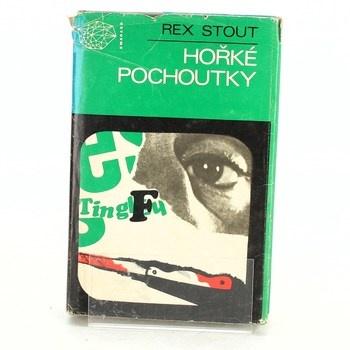 Rex Stout: Hořké pochoutky