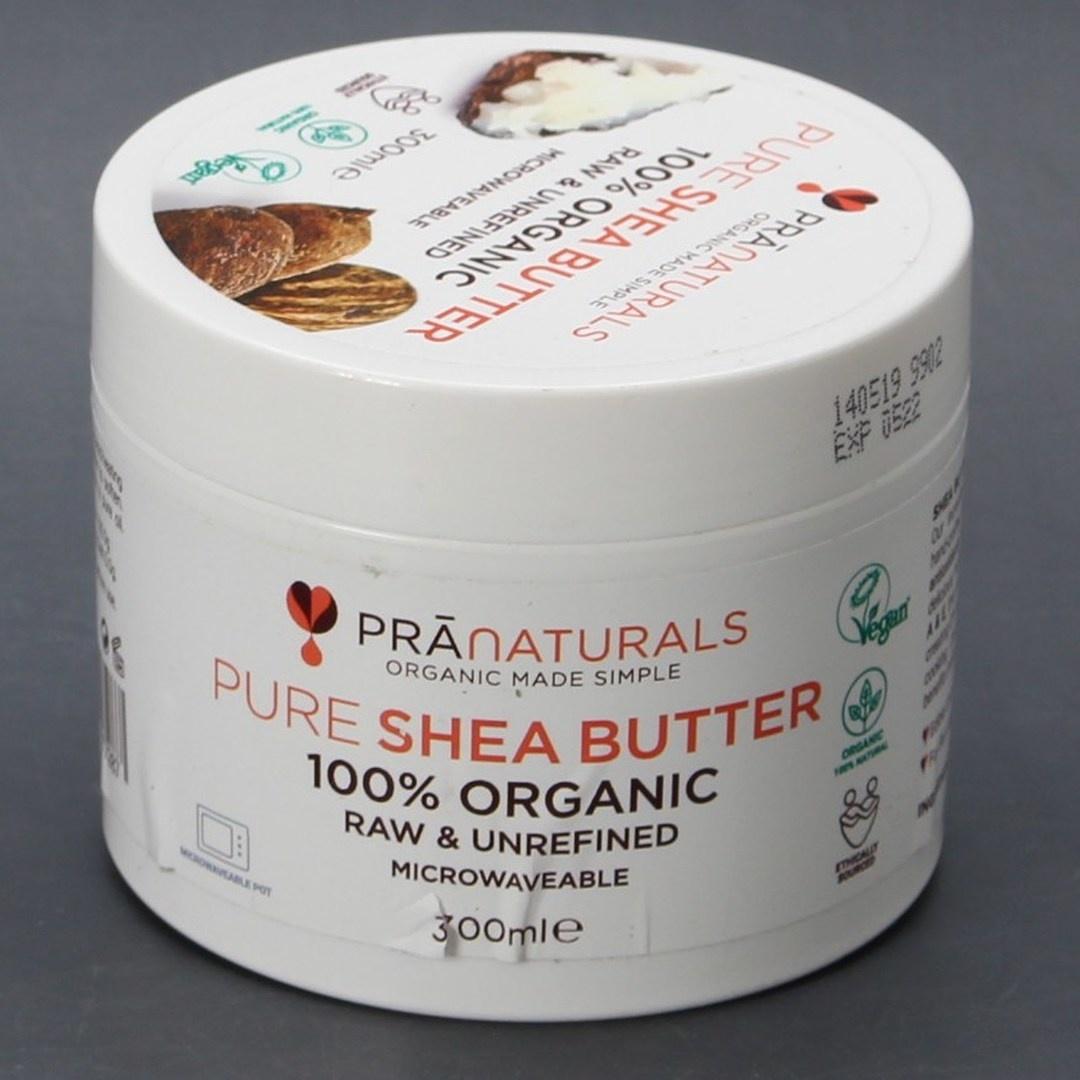 Bambucké máslo PraNaturals 300 ml