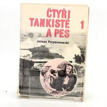 Kniha Čtyři tankisté a pes 1 Janusz Przymanowski