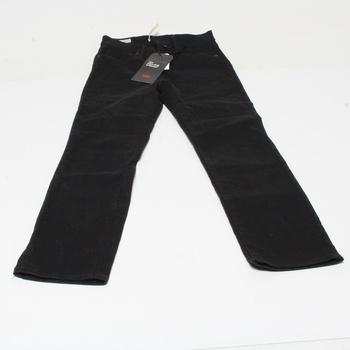 Dámské džíny 724 High Raise černé