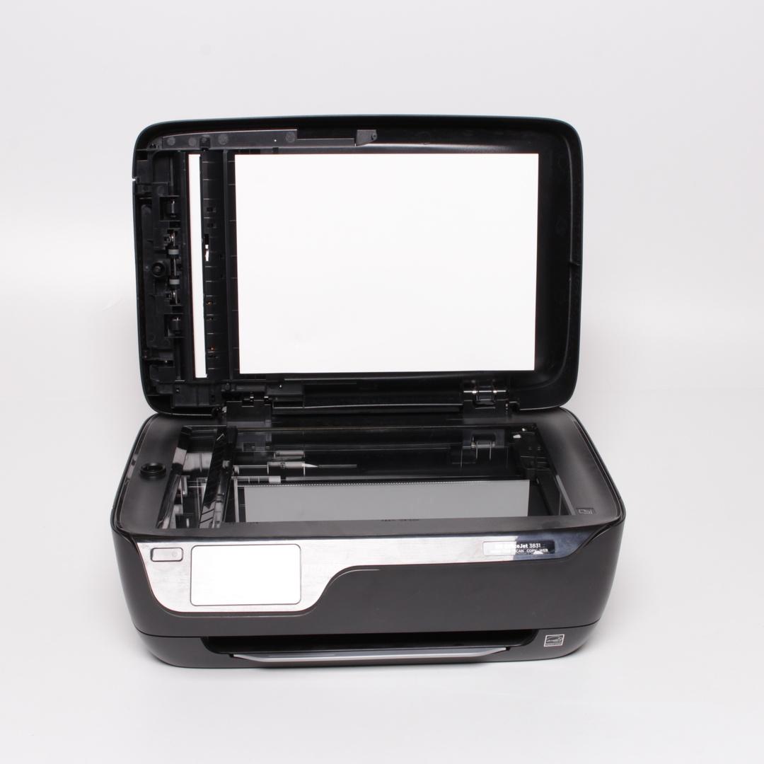 Tiskárna HP OfficeJet 3831 černá