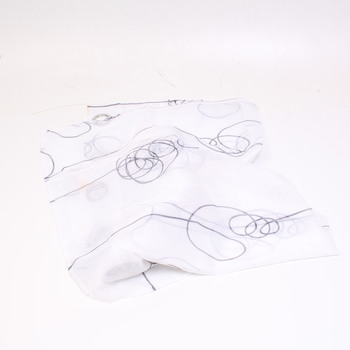 Záclona s oky Douceur d'Intérieur 1622788