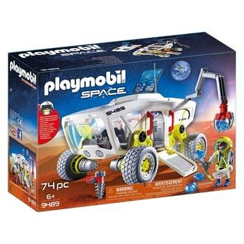 Průzkumné vozidlo Marsu Playmobil Space 9489