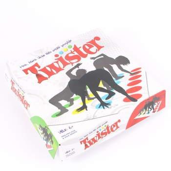 Společenská zábavná hra Twister