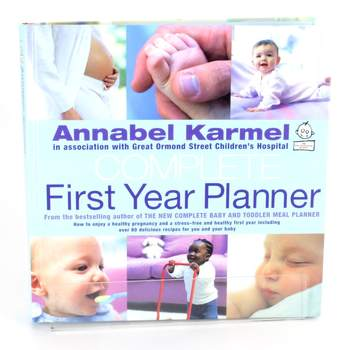 Kniha Complete first year planner