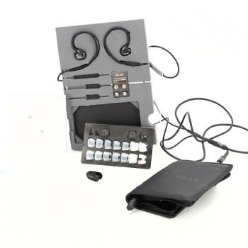 Černá kabelová sluchátka RHA T20i