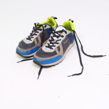 Sportovní obuv Pepe Jeans textilní