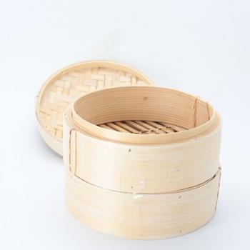 Sada košíků Ibili Moka z bambusu