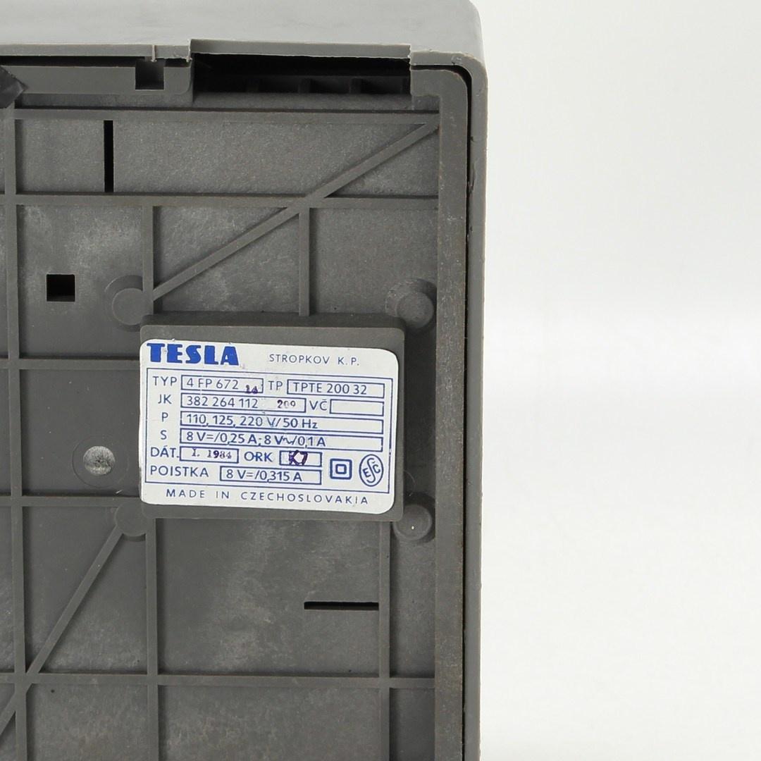 Síťový napáječ Tesla 4FP 672 14