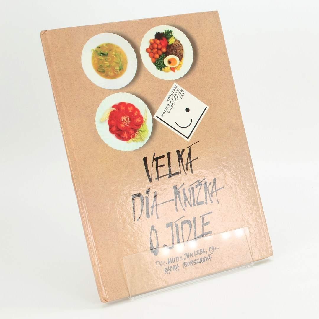 velká dia kniha o jídle