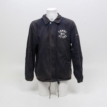 Pánská bunda Tommy Hilfiger tmavomodrá