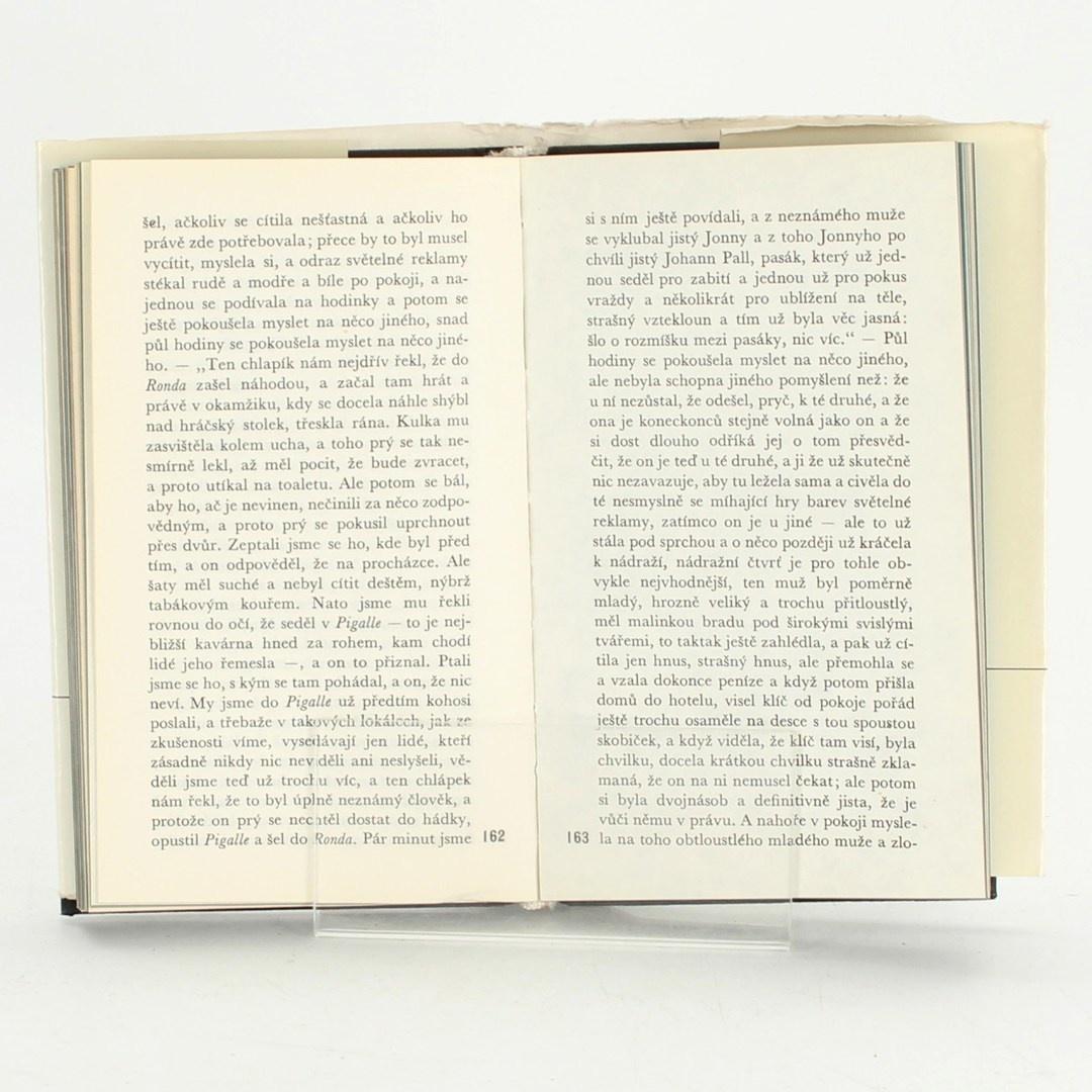 Kniha Zlý krásný svět